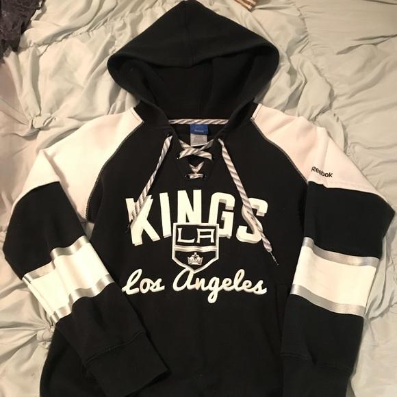 Reebok LA Kings Hoodie